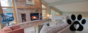 Dog Friendly Private Home Rental at Keystone Ski Resort