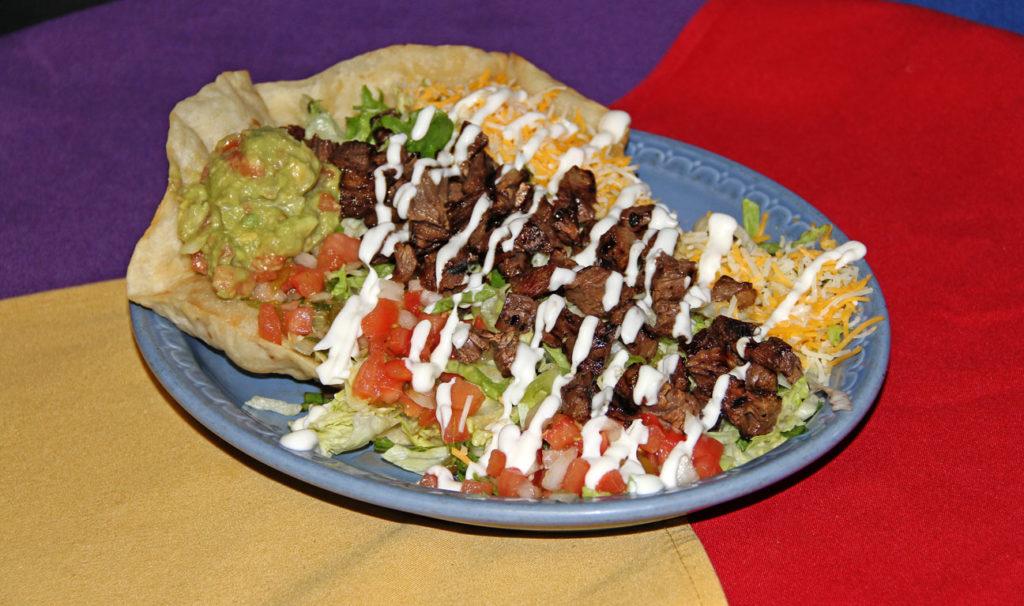 Mexican Food at Dos Locos Keystone