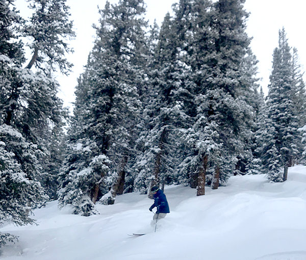 Early March Storm Could Dump Up to 30 More Inches of Powder at Keystone in the Next 10 Days
