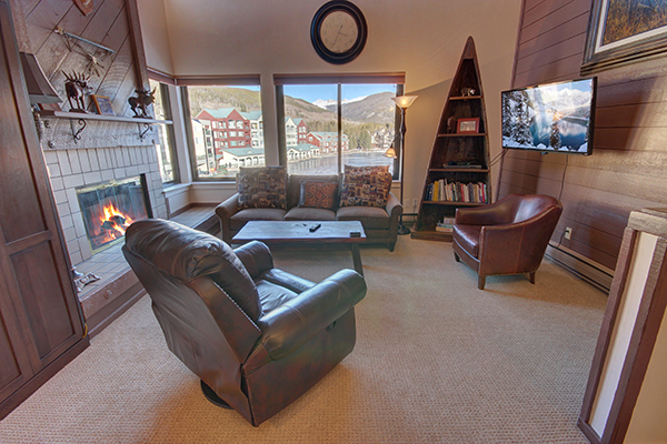 Edgewater Condo Views at Keystone