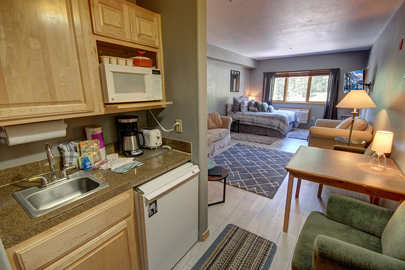 Comfortable Gateway Studio Vacation Condo