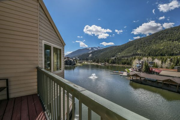 View from Conference Center Studio of Keystone Lake