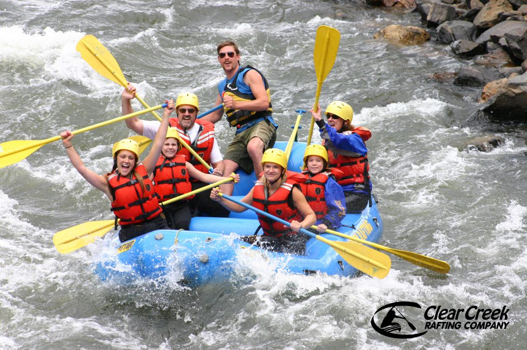 Colorado Whitewater Rafting with Clear Creek