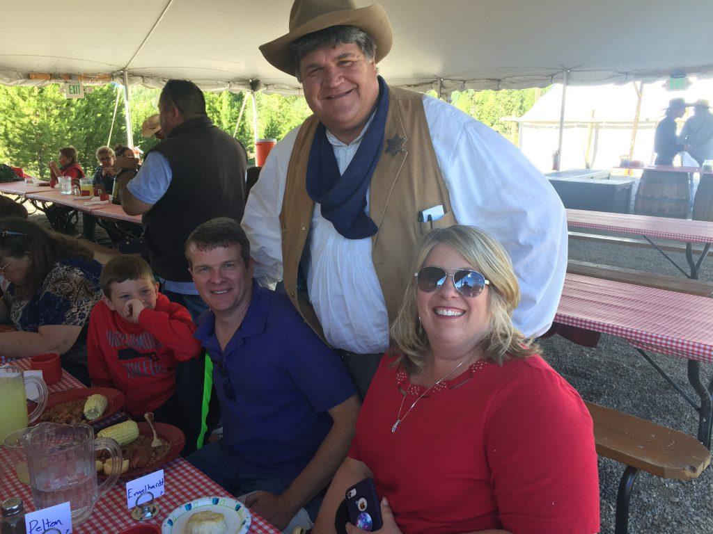 Summer Wagon Rides Colorado