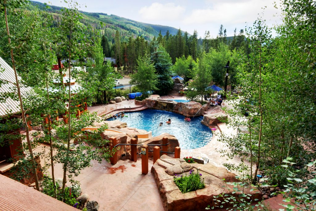 Take a dip at the Springs River Run Pool Area