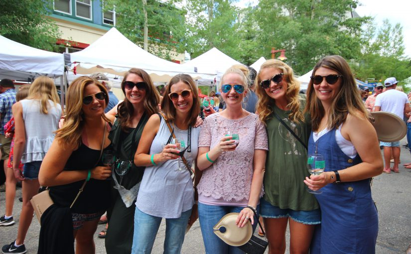 Keystone Wine and Jazz Festival is Almost Here!