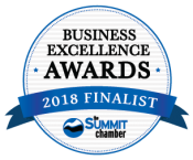 Business Excellence Awards Finalist 2018
