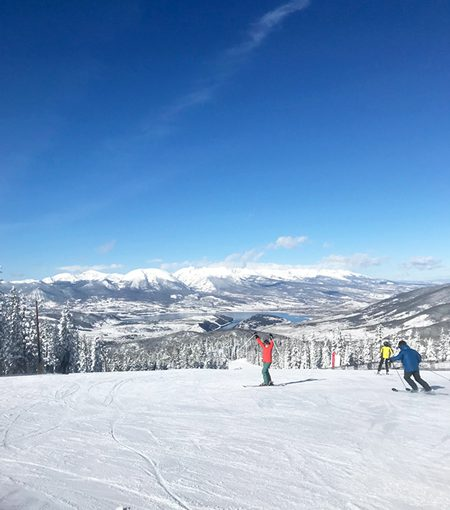 Record Setting Snowiest October in History at Keystone