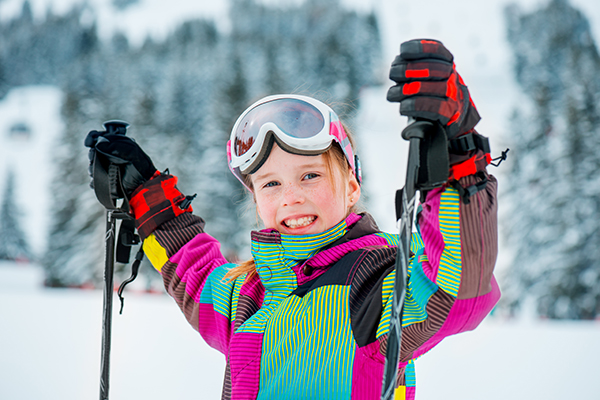 Kids Lift Tickets with Colorado Passport Program