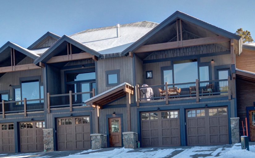 River Run Townhomes at Keystone Resort SummitCove Lodging
