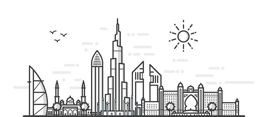 Dubai city image