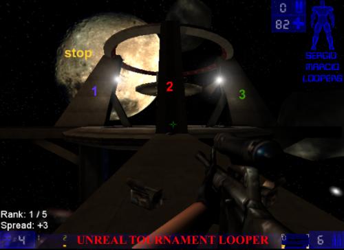 Unreal Tournament Looper-Sergio Marcio