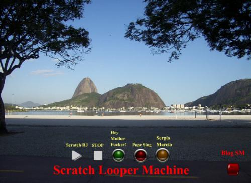 Scratch Looper Machine-Sergio Marcio