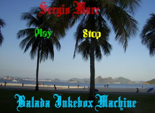 Balada Jukebox Machine-Sergio Marcio
