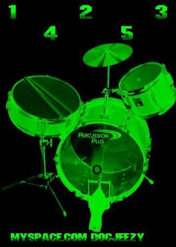 Doc Jeezy - Green Drum - Looper