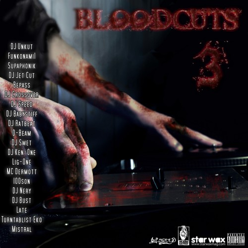 Blood Cuts Vol. 3 - Free Compilation