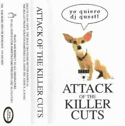 DJ Quest - Attack Of The Killer Cuts