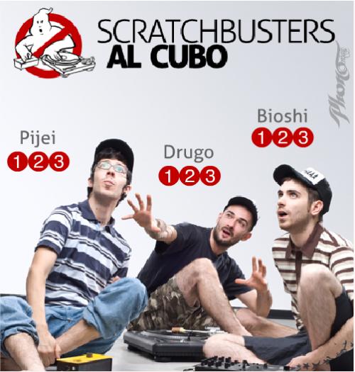 ScratchBusters - Al Cubo - Looper