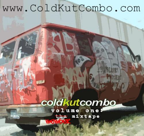 ColdKut Combo Member Mix Tape Vol 1