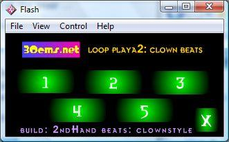 ClownStyle Loop Player 2 Looper
