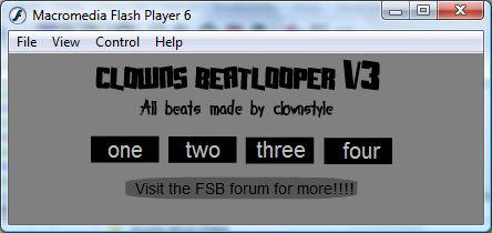 ClownStyle Beat Looper v3