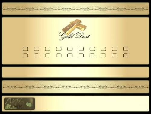 Lase - Gold Dust 1