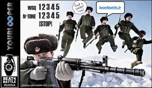 Beat4Battle Russia presents: SO WHAT? Looper