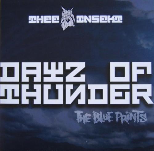 Dj Grazzhoppa - Dayz Of Thunder - The Blueprints - Free Album