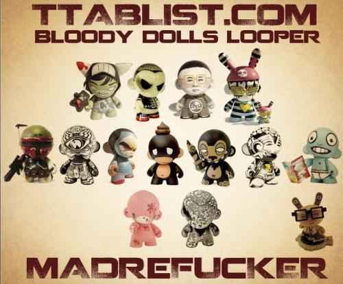 Madre - ttablist - Bloody Dolls Looper
