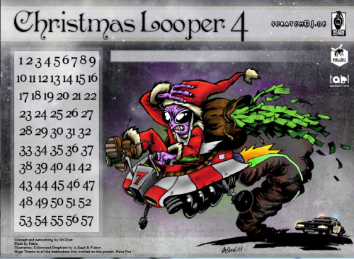 Christmas Looper 4 (swf & exe)