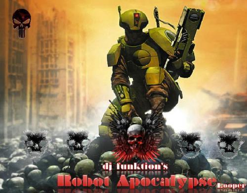 DJ Funktion - Robot Apocalypse Looper