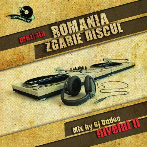 TURNTABLISM.RO presents: Romania Scratch - #2