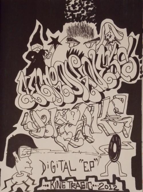 King Tragic - Electrokinesis EP