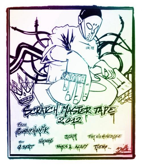 Supaphonik - Scratch Master Tape 2012