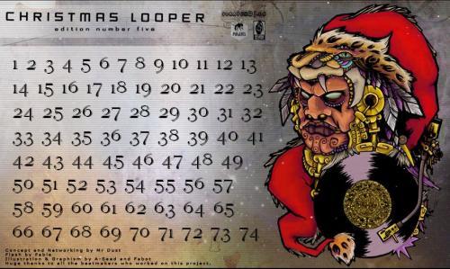 Christmas Looper #5 - SWF & EXE