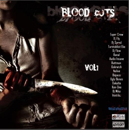 Blood Cuts Vol. 1