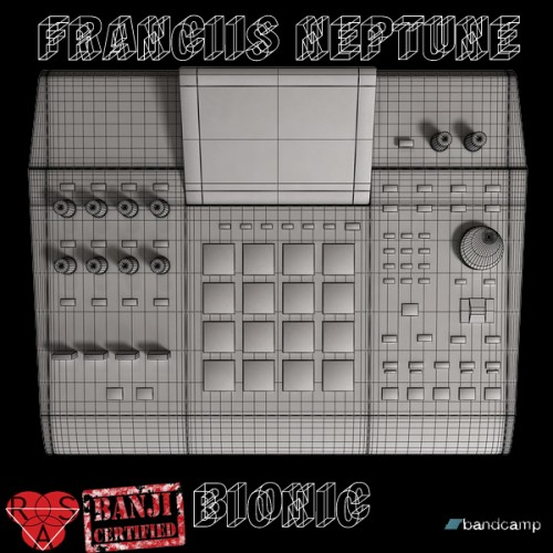 Bionic EP - DeeJay Jonty / Franciis Nepturne
