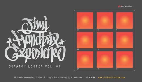 Handtricks Looper Vol. 1