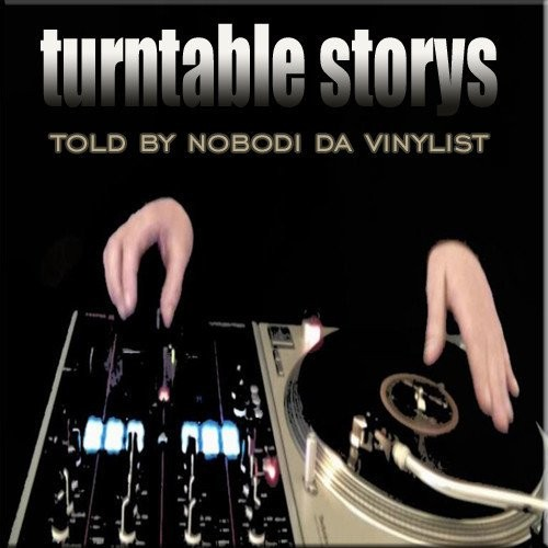 Nobodi - Turntable Storys EP