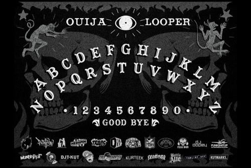 Paul Skratch - Ouija Looper