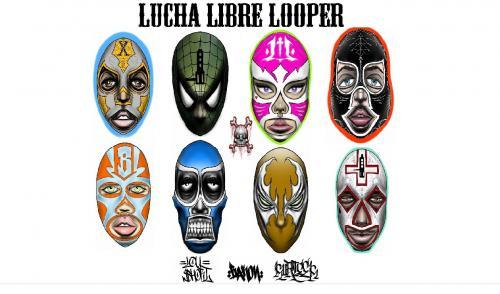 Lucha Libre Looper
