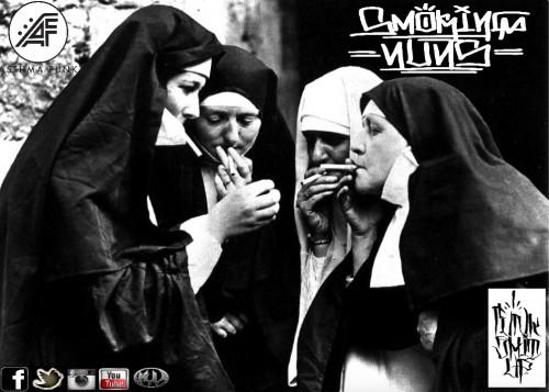 Kodac Visualz - Smoking Nuns Looper - Repost