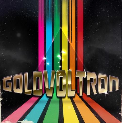 Gold Voltron - 6 Digi Records