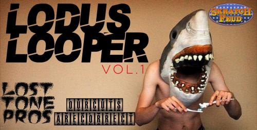 Lodus Looper Vol.1 Lodusounds OCAC LostTonePros SkratchFeud