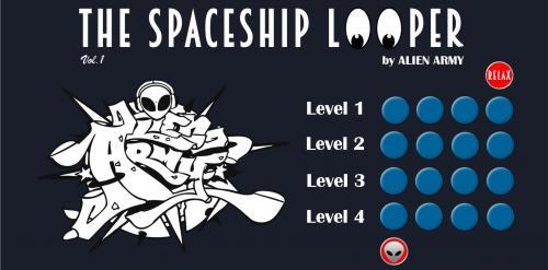 THE SPACESHIP LOOPER vol.1 by ALIEN ARMY
