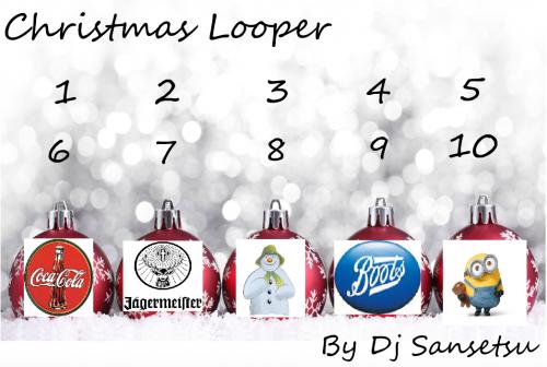 Dj Sansetsu - Christmas looper