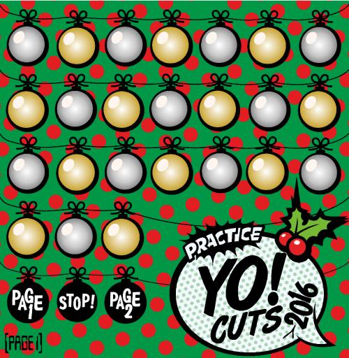 Practice Yo Cuts Christmas Looper