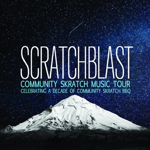 Scratchblast Tour EP
