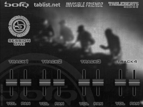 Borq: Invisible Friendz - session one.
