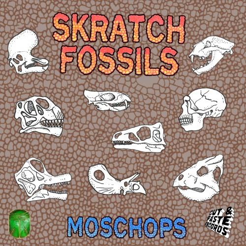 Moschops - Scratch Fossils